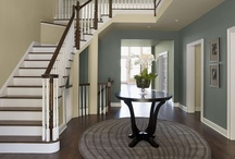 rooms by color / by Benjamin Moore