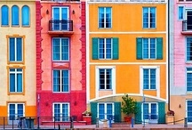 hometown hues / by Benjamin Moore