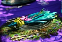 Party theme - Peacock / by Svetlana Kuperman