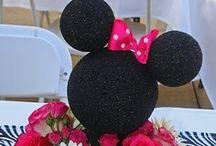 Party theme - Mickey / by Svetlana Kuperman
