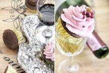 Party theme - Cupcakes and wine / by Svetlana Kuperman