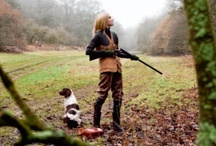 I'd rather be hunting! / by Christiana Mitchum