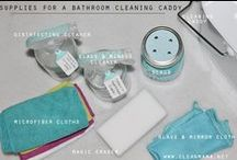 clean :: cleaning products / by Becky | Clean Mama