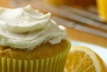 Gluten-Free Sweets / Going GF for my health, but I gotta have my cupcakes!! / by Iris Robinson