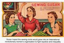 Sewing - tips and ideas / by Stacy