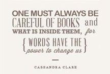 Books / by Holly V