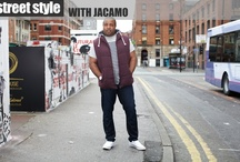 Street Style / Some of the Jacamo guys recently hit the streets of Manchester in our gear. Here they are out and about in the city and telling us why they chose these outfits. / by Jacamo UK