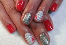 Nails Galore  / by Crystal Stauffer