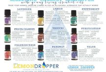 My Young Living Oils Obsession / by Audrey Harless Whitesides