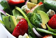 Healthy EATING / by Crystal Stauffer