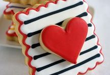 Decorated Sugar Cookies! / by Crystal Stauffer