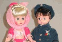 Madame Alexander / Madame Alexander dolls / by Jennie Sellers