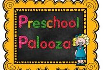 Preschool Palooza / This board is for all things PRESCHOOL!  I am an educator and a mommy to a preschooler.  My goal is to bring the greatest Pre-K mommies and educators in the blogosphere together. / by The Teaching Resource Resort