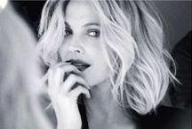 ♥Drew Barrymore♥ Girl Crush♥ / by Virginia Martin