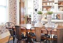 Dining/Eating Room / by Kelsey Gardner