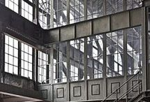 Industrial / by Cathy Murawski