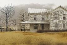 Shabby, Country, Rustic / by Cheryl Hughes