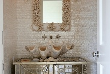 Bathroom Party / Bathroom Decorations During Your Home Party / by Mary Tapia