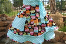 Apron Party / Aprons, Aprons, & More Aprons / by Mary Tapia