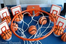 Basketball Party / by Mary Tapia