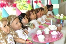 American Girl Doll Party / by Mary Tapia