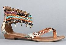 Sandals / by Stacey Heuer