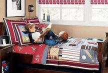 Wes's Bedroom / by Elizabeth Lyons