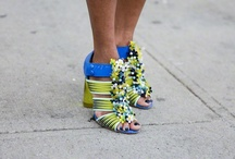 Street style accessories NYFW / by FiFi