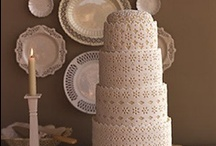 Wedding - Cake / by BELLISH BOUTIQUE EVENTS - Custom Adornments for Weddings, Occasions & Home.