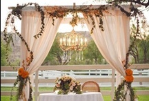 wedding reception / by BELLISH BOUTIQUE EVENTS - Custom Adornments for Weddings, Occasions & Home.