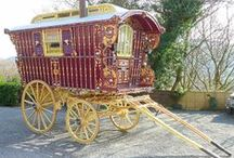 Gypsy Wagon's / by Susan Robbins Mauriello