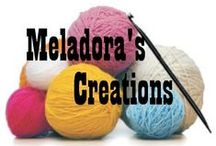 Meladoras Creations Free Crochet Patterns Board / There is only one rule,  Crochet Links to Free Patterns. If you fail to follow this rule you will be warned, Repeat offenders will be removed from board. If your interested in becoming a pinner Email me at Meladora1@Yahoo.com with the subject line PINNER to make sure I see it. Happy Pinning! / by Meladora's Creations