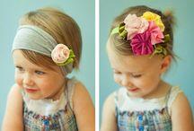 Hair accessories / by Julie Huerta