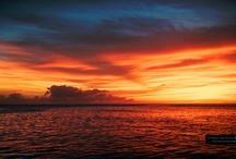 Caribbean Sunsets/Sunrises / by Uncommon Caribbean