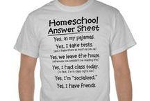 Homeschooling / by Kelley Lambert