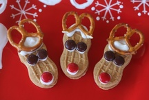 Christmas cookies and cakes appetizers etc / by Vicki Vandenberg