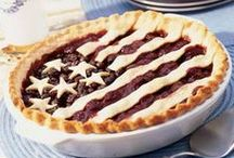 Cobblers, Pies, and Tarts / Various pie type desserts / by Mary Franklin