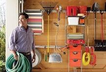 Garage Ideas / by James Angus