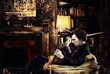 Obviously / Sherlock pins! :) / by Kalli Simmerman