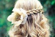 Wedding Hair / by Gillian S