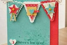 Projects to case/Cards I love / by Brenda Myers