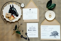 Invitations & Stationery / [Wedding, Party, Birthday Invitation / Craft Idea]  Printing methods: Letter Press / Foil Stamp / Die Cut / Embossing / PMS Pantone Color / Artistic Paper / Silk Screen...etc. / by Day2Day Printing