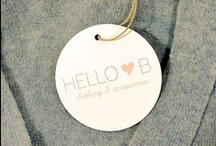 Die Cut Hang Tags / Soon you will be able to print die-cut hang tags just like the examples you see below. Die-cut hang tags are a great for your brand to stand out and be remembered. Stay tuned for more information.  / by Day2Day Printing
