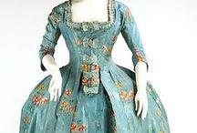 18th Century Fashion / Women's apparel, jewelry, purses, shoes, wedding dresses / by Lisa Watson