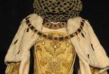17th Century Fashion / Women's apparel, jewelry, shoes, purses, wedding dresses / by Lisa Watson