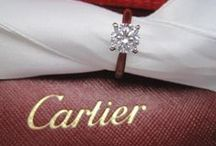 Cartier / jewelry, watches, perfume / by Lisa Watson