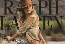 Ralph Lauren / Women's apparel, shoes, purses, jewelry, perfume, wedding gowns / by Lisa Watson