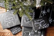 Life   Gifts + Wrapping / by Angie Sandy - Art Licensing + Design