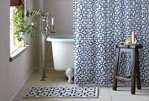 ♕ Squeaky Clean ♕ / Bathroom designs. / by Richel King
