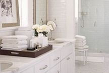 Bathrooms To Linger In / by Laurie Amerson